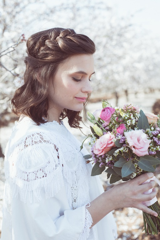 Spring Blooms Styled Shoot