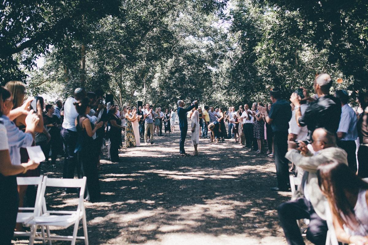 Friday Nature Wedding
