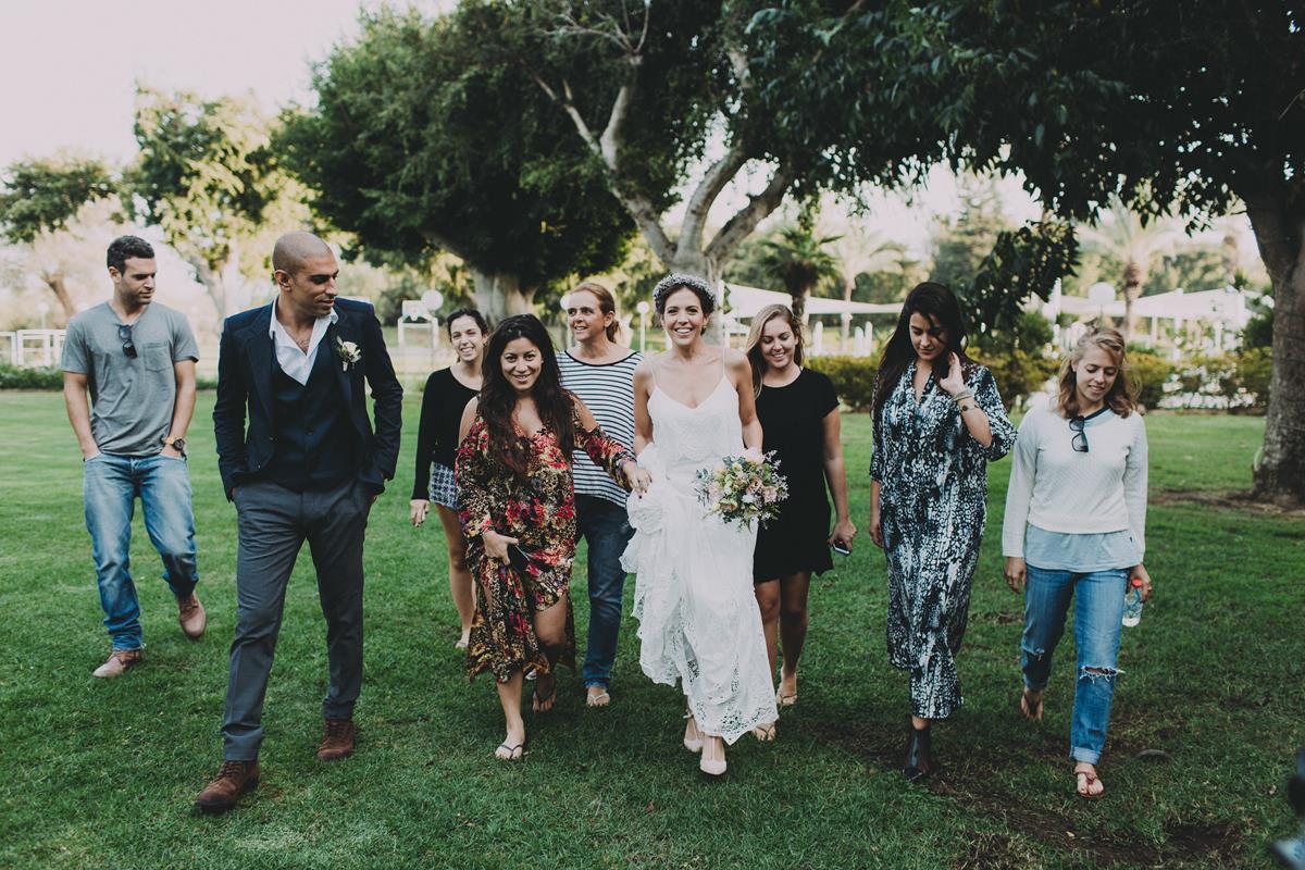 Israel - A Destination Wedding