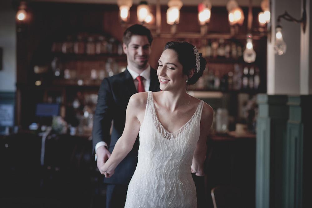 Debbie & Yotam's Classic Wedding