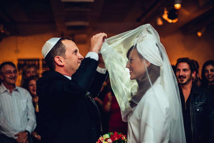 Chen-Li & Ofer's Urban Wedding