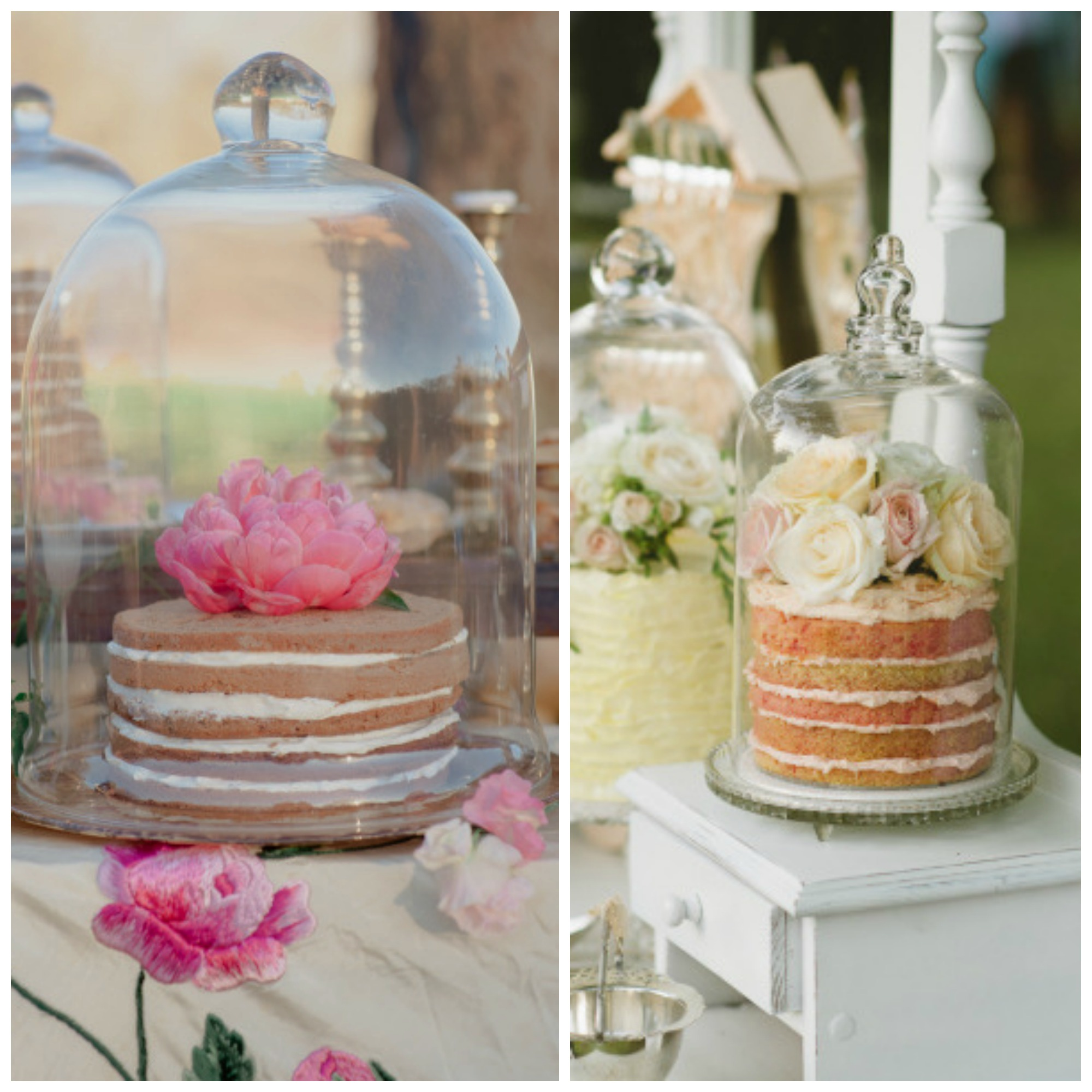 Wedding Cakes - The Naked Truth