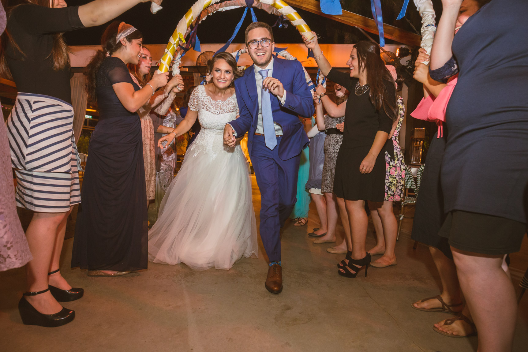 Leah & Judah's Israeli Wedding