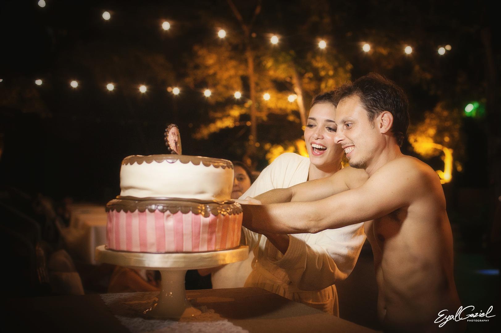 היופי שבפרטים: החתונה של קרן ואור