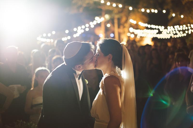חתונת גן באווירה קסומה