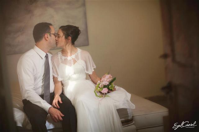 החתונה של טליה ונוה