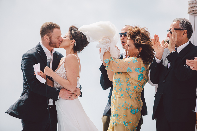 חתונה לצד הגלים: תום ואיתי