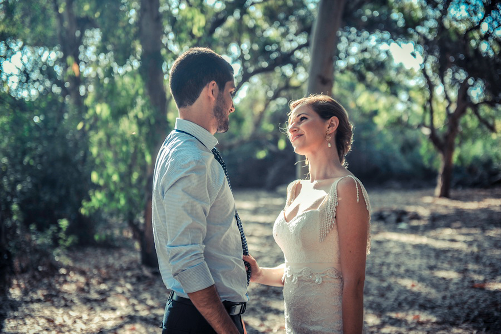 החתונה של נעמה ודן