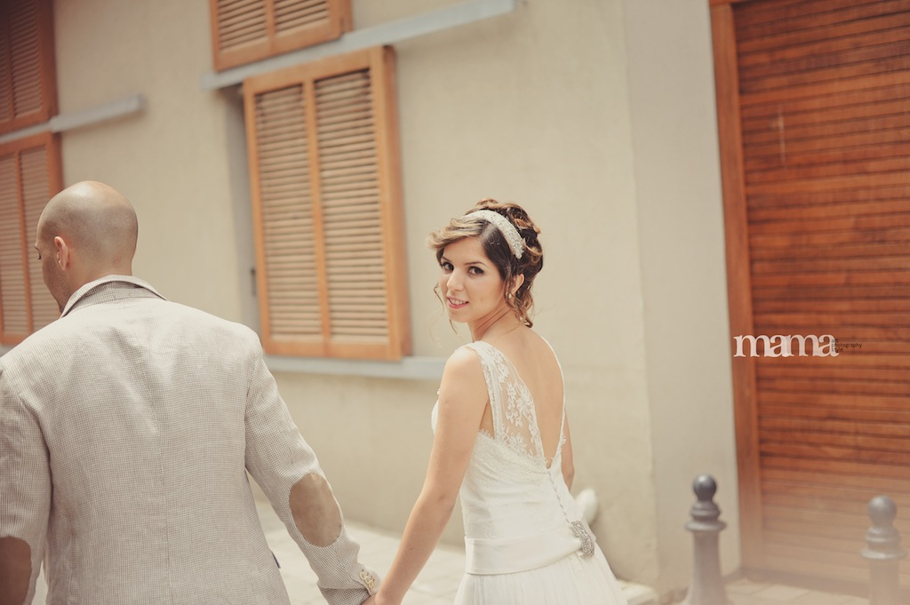 חתונה עם שיק פריזאי