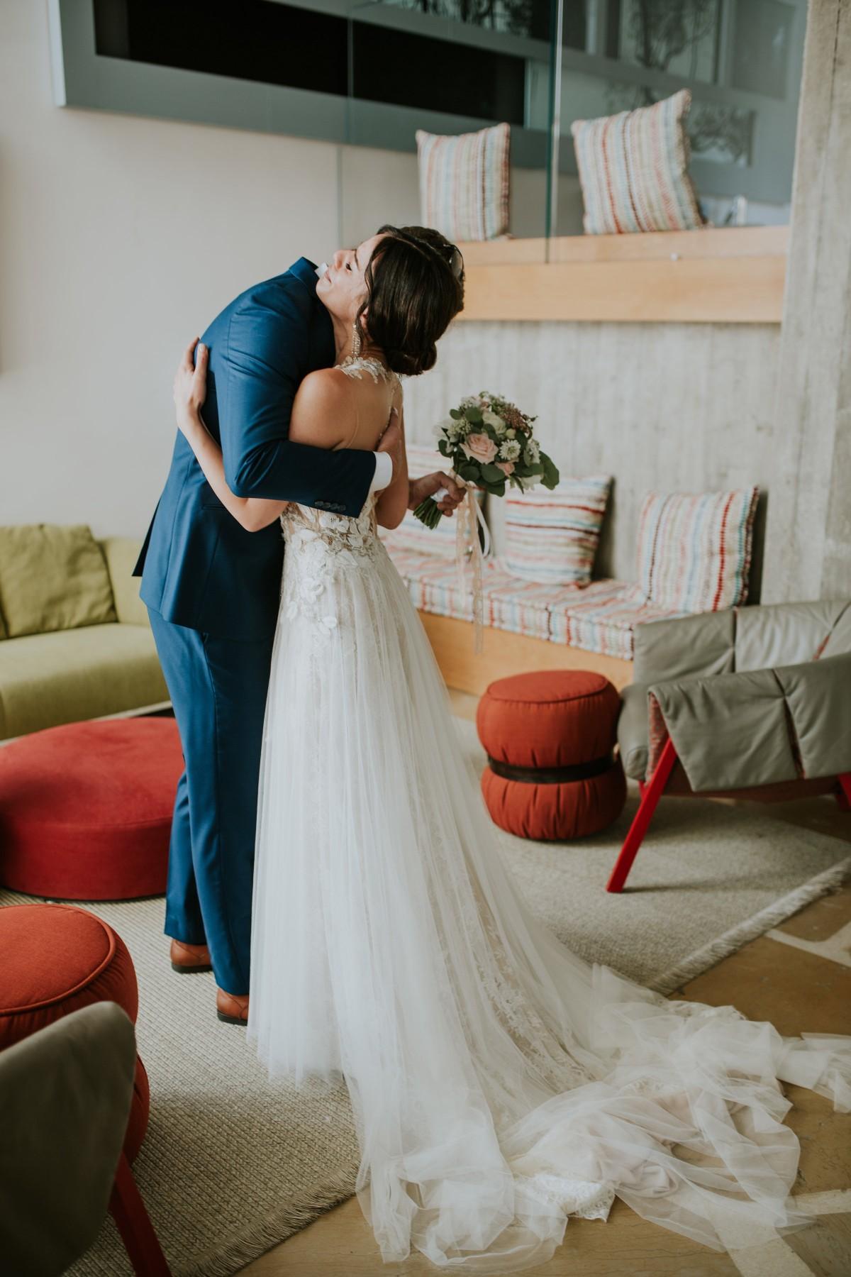 פריז בישראל: החתונה של נועה ורון