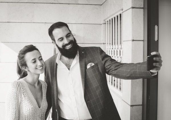 בווייב נונשלנטי: החתונה של דורין ואלעד