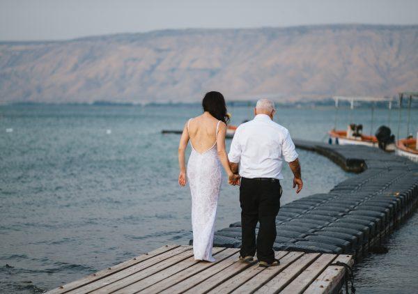 הוי, כנרת שלי: החתונה של סלעית וצבי
