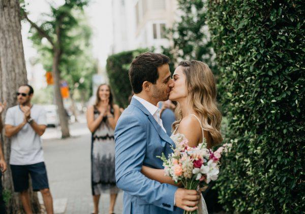 החתונה של מור ודור באחוזה