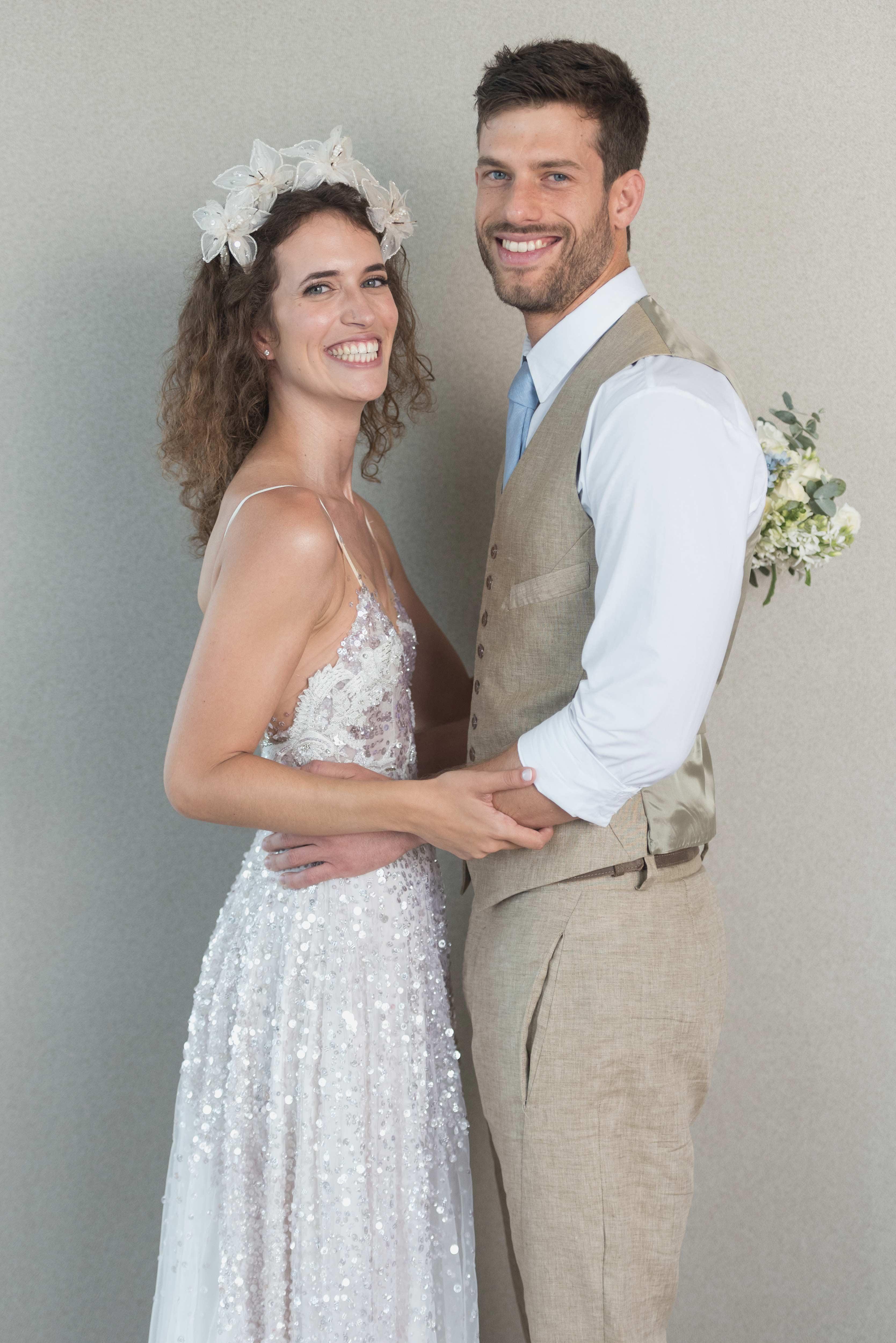 Custom Made Wedding: החתונה של הדר ואיתמר