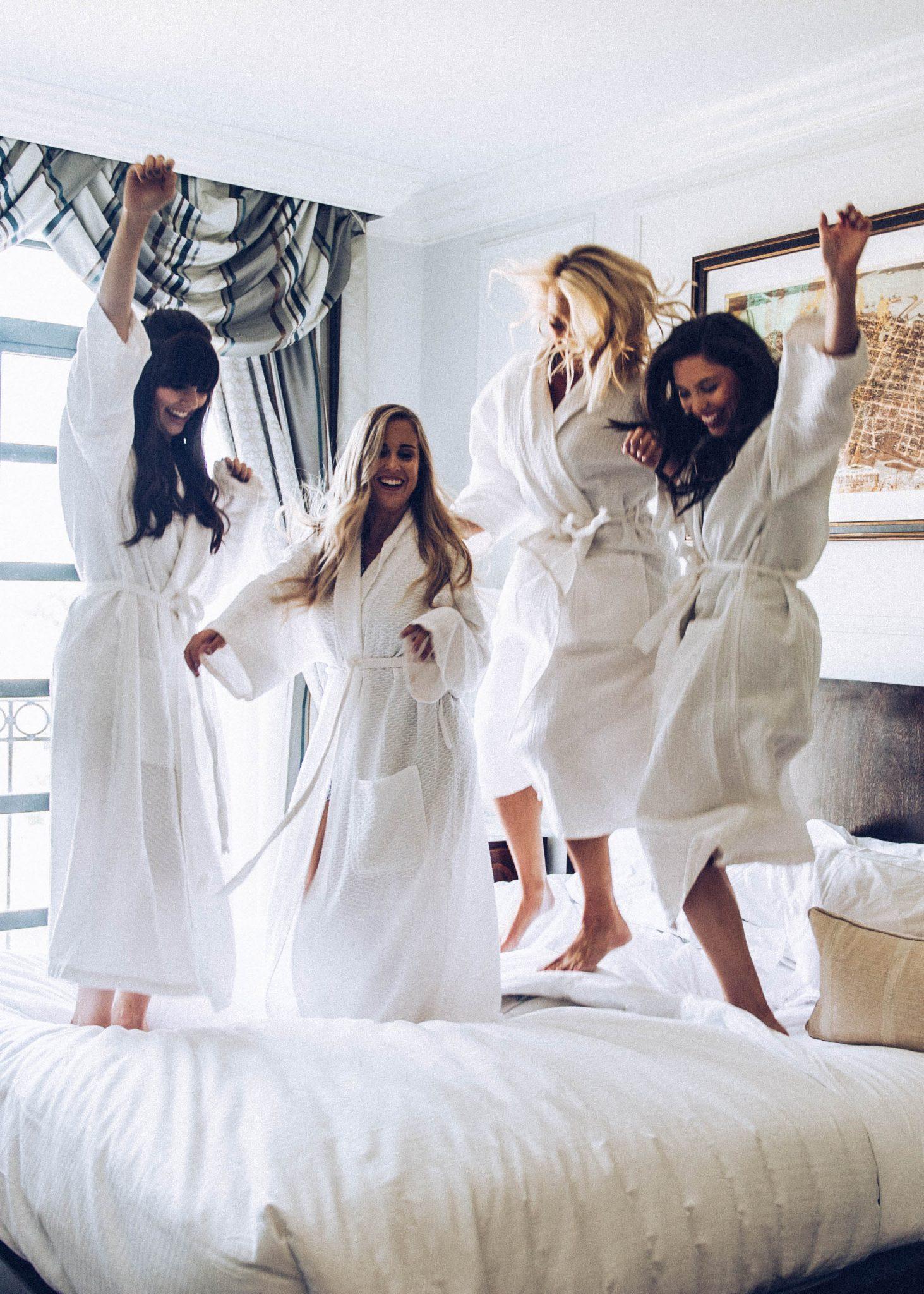 Ladies Night: רעיונות למסיבת רווקות ביתית מושלמת