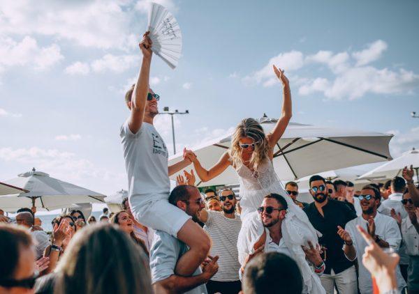 שישי על החוף: החתונה של שחף ושרון
