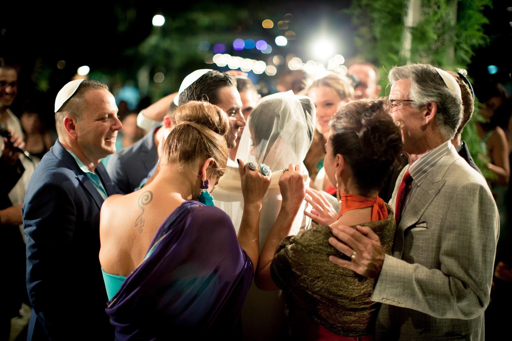כלה בסטייל: החתונה של פאולינה ואביב