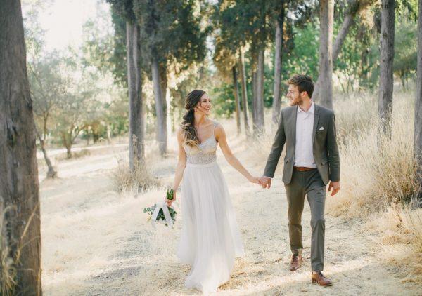 חתונה שהייתה גם מסיבת בריכה: החתונה של ליאורה ואליאב