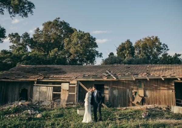 Winter Ray Of Light: החתונה של מריה וסרגיי