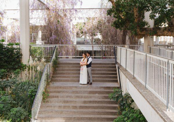 דבר אלי בפרחים: החתונה של מיכל ודניאל