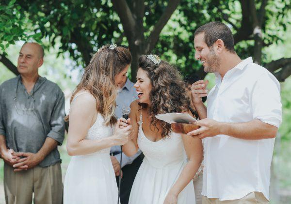 Just Married: החתונה של יעלי ויעלי