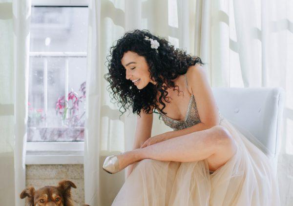 היא משלנו: החתונה של דנה (צמות) וזיו