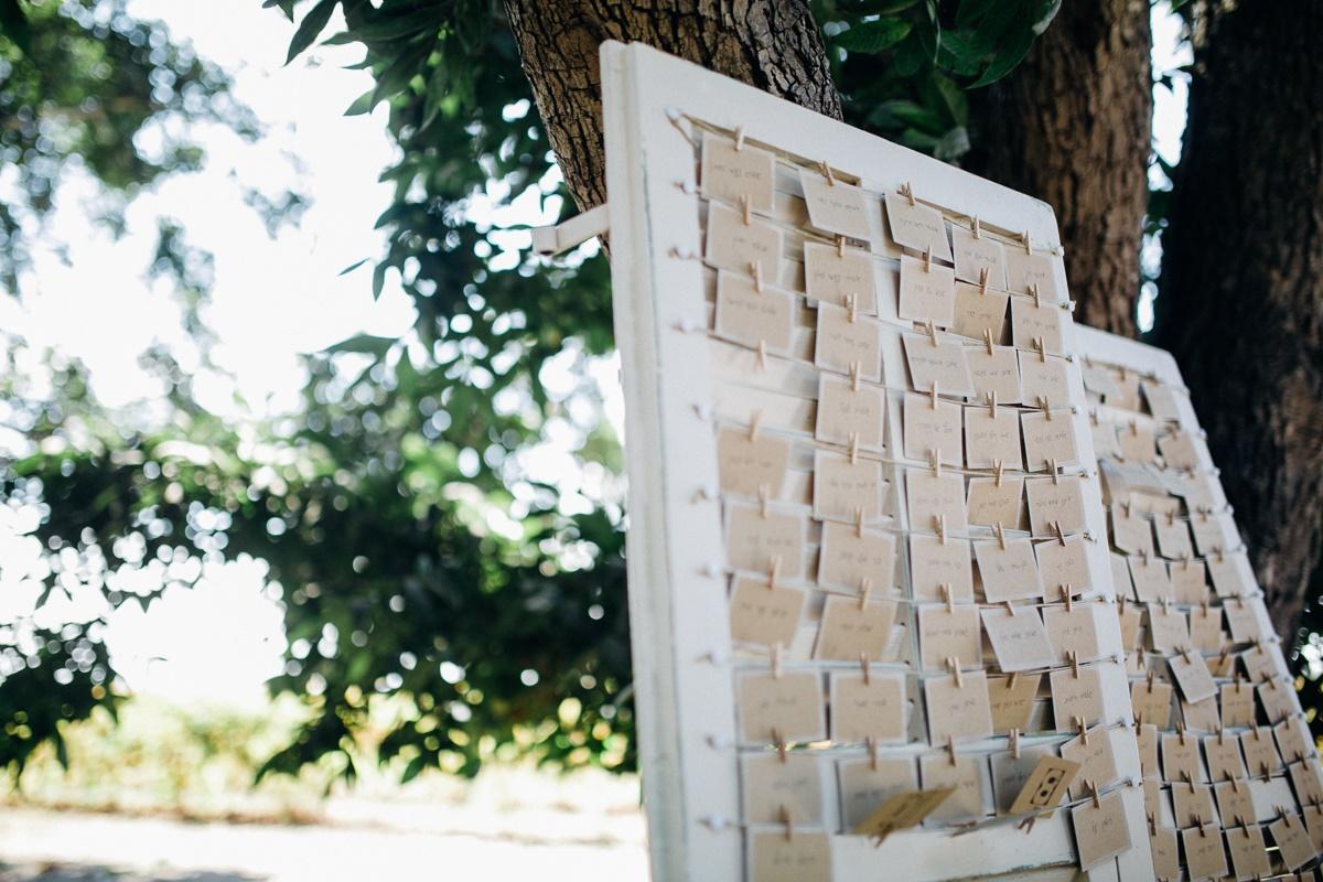 חתונת DIY מהממת בפרדס ובים