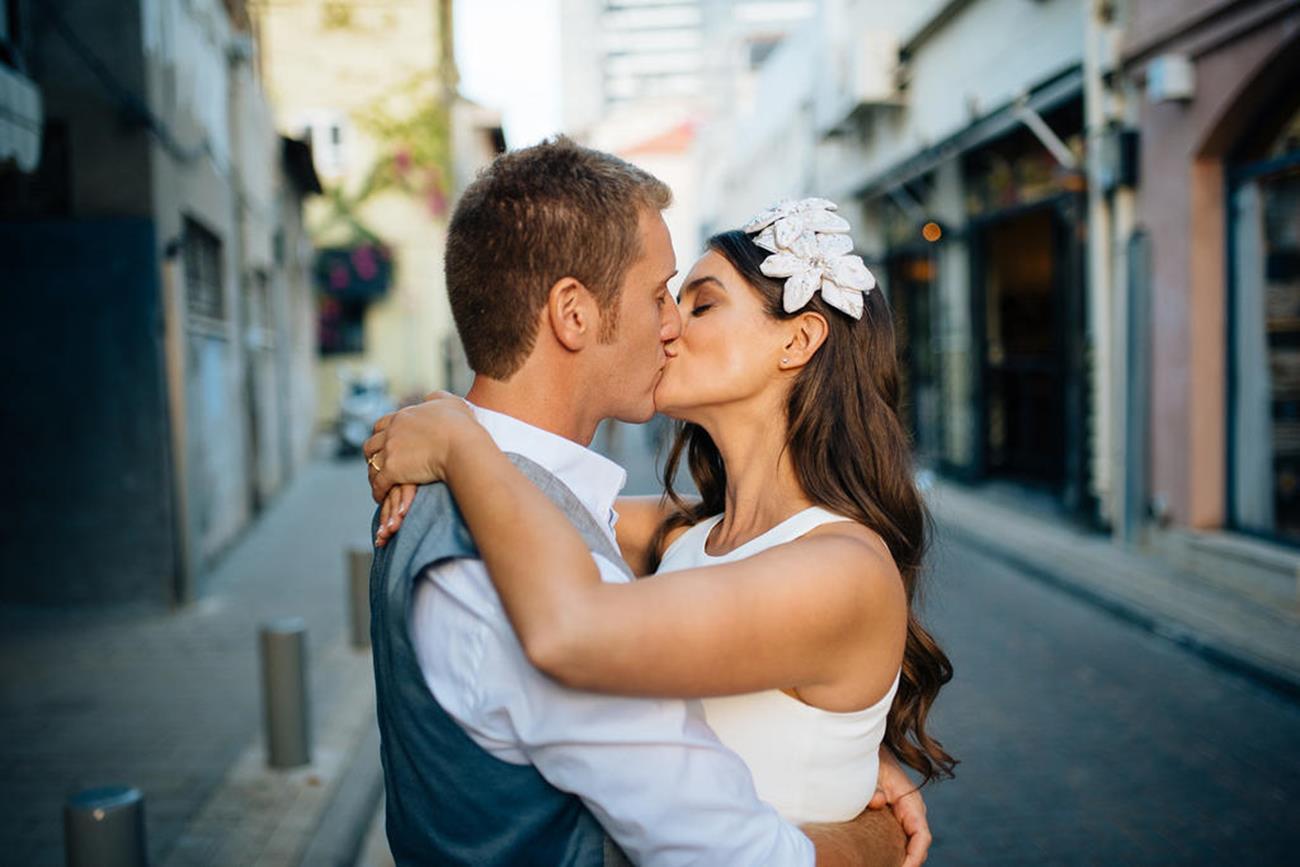 אורבן שיק: החתונה של יעל ואבי