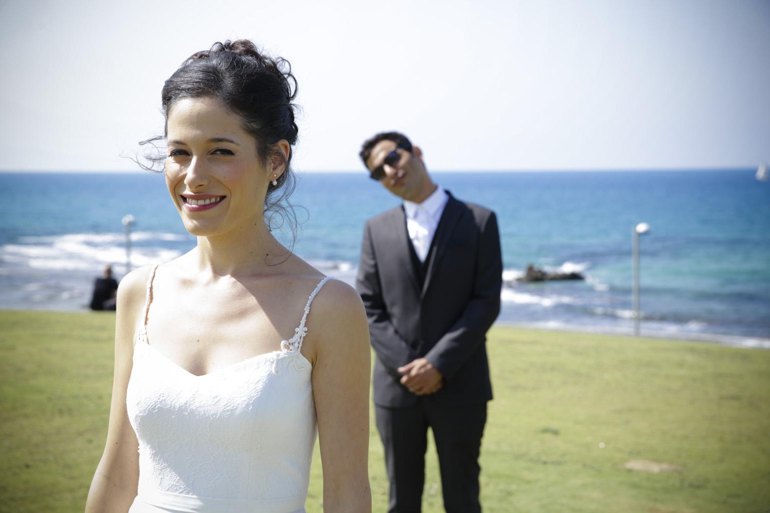 קרוב לים: החתונה של הילה ואמיר