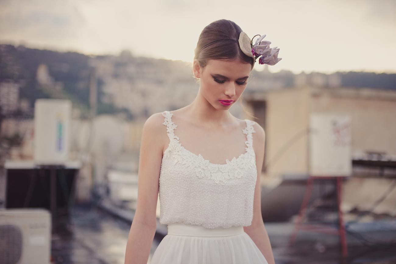 פרימה בלרינה: קולקציית שמלות כלה 2015 של ורד גלעדי