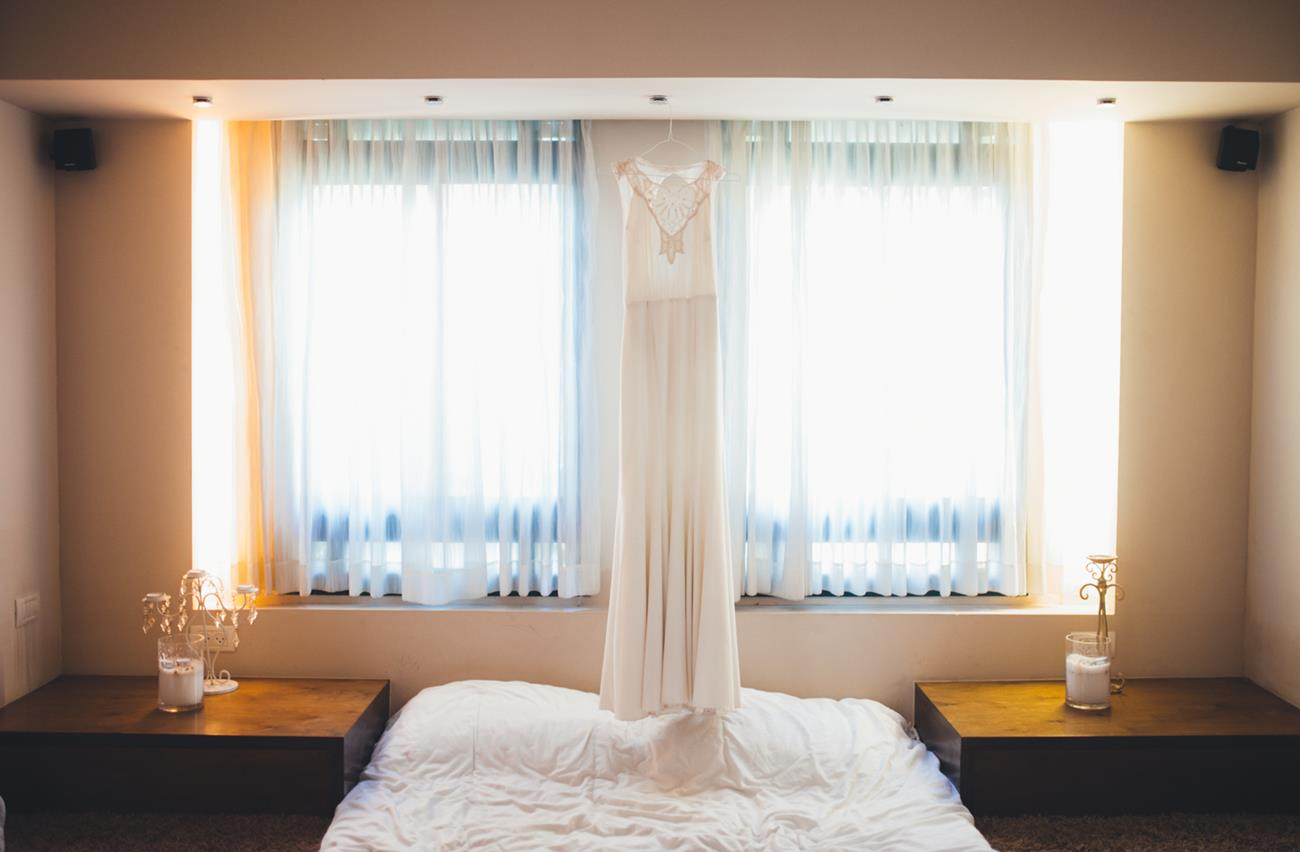 קיבוץ שיק: החתונה של ירדן ואיתי
