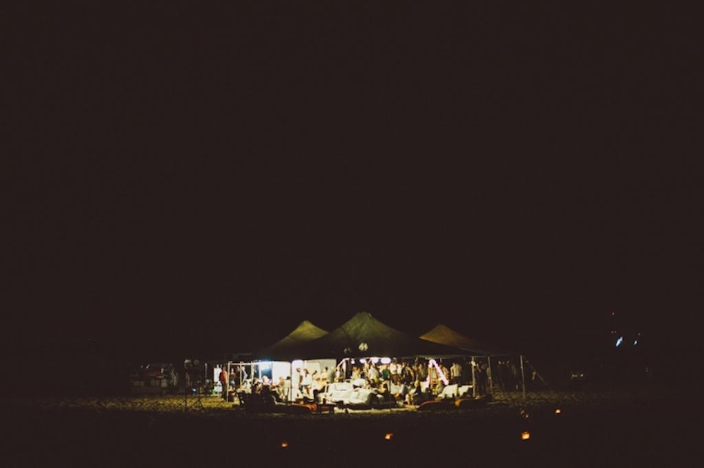 חתונת החוף של תלתן ודן