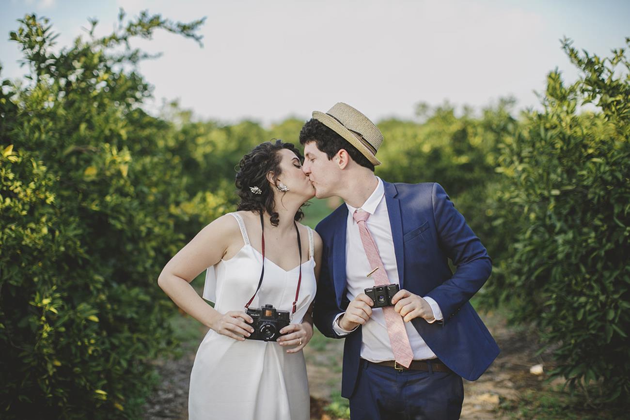 החתונה השמחה של שירלי ותומאי