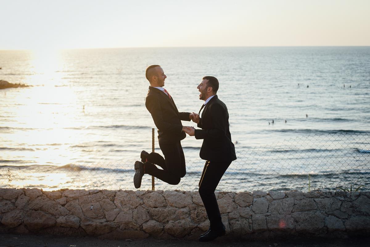הרגעים המרגשים בחתונות גאות