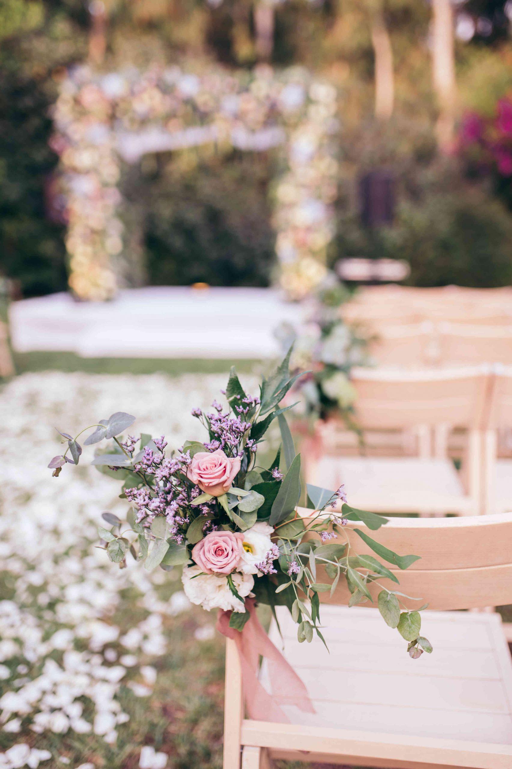 הכי קרוב לטבע ועם מלא טאצ' אישי: החתונה של עדי ואביחי