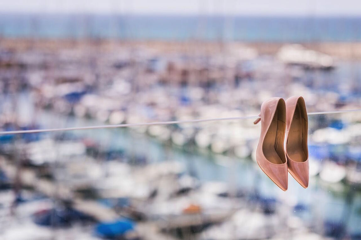 שיק איטלקי בסגנון ימי
