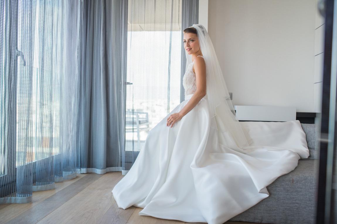 החתונה של טניה ושלומי