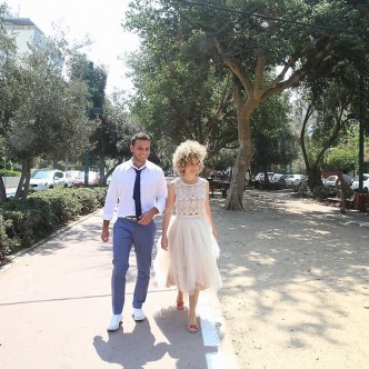 חתונה אורבנית בתל אביב