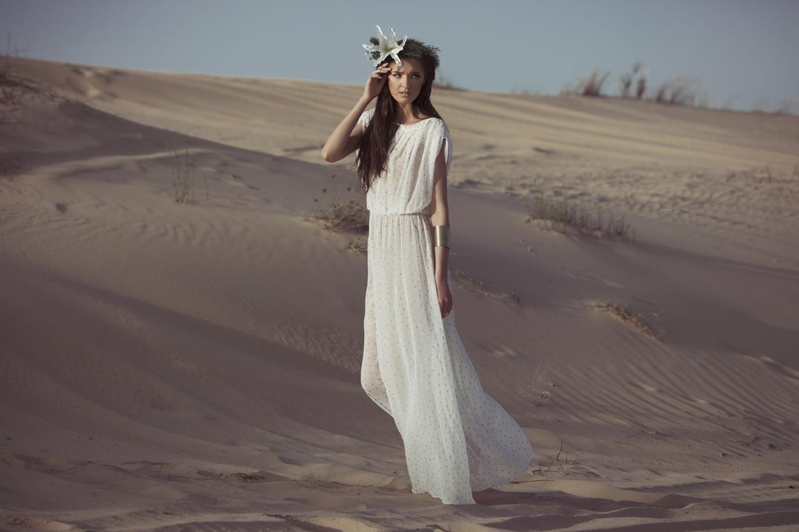 Totally Boho Chic: שמלות כלה בוהמיינות