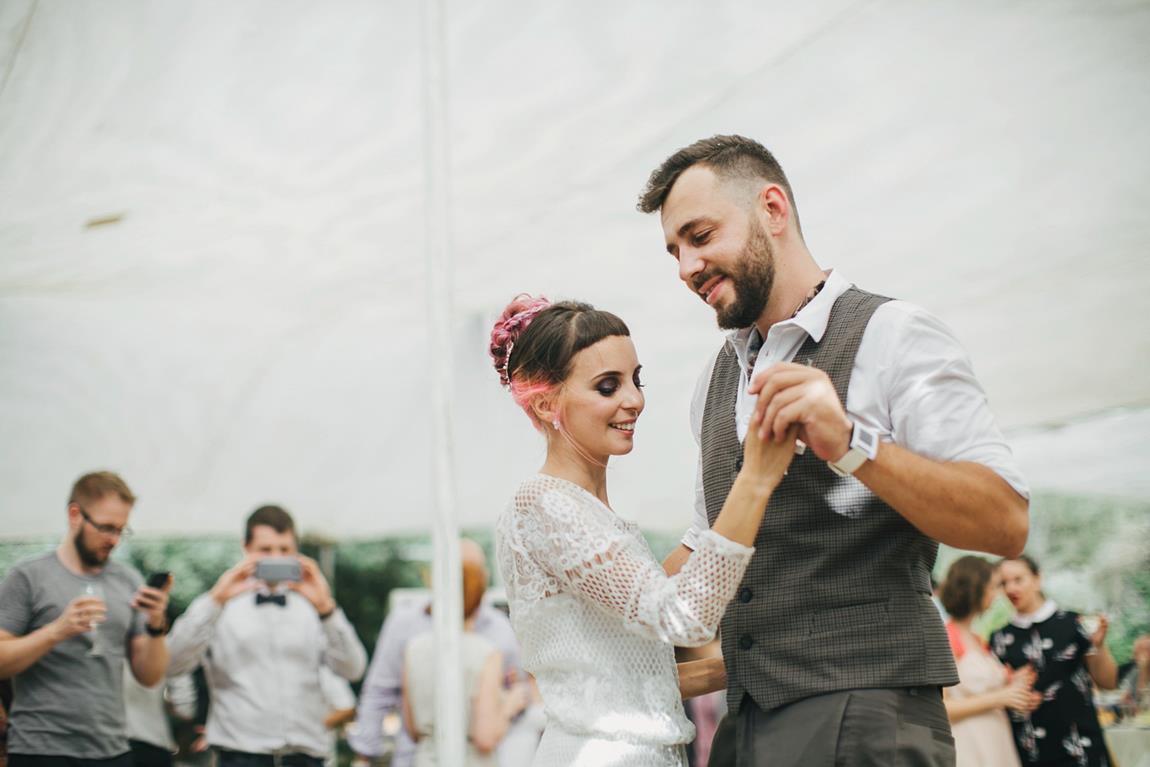 קסם בטבע: החתונה של ולד ומוריה