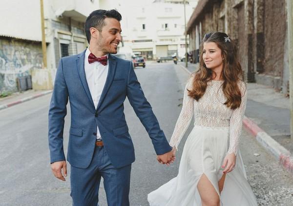 החתונה של עדי וטל