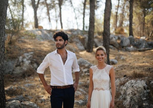 חתונת החצר של גליה וטל