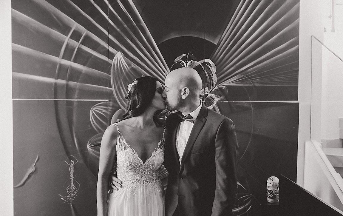 החתונה של לי ואיציק