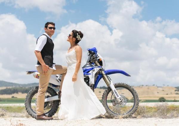 חגיגת חתונה בקיבוץ