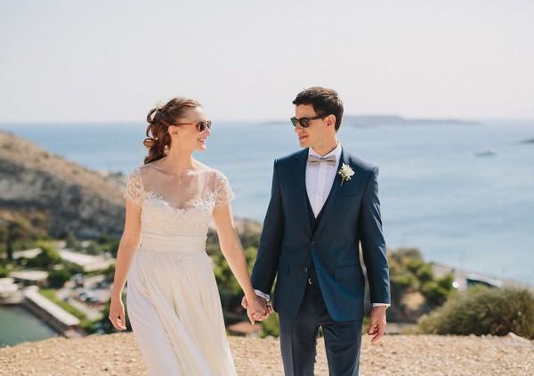 שלושה ימים ביוון: החתונה של מיכל ואסף