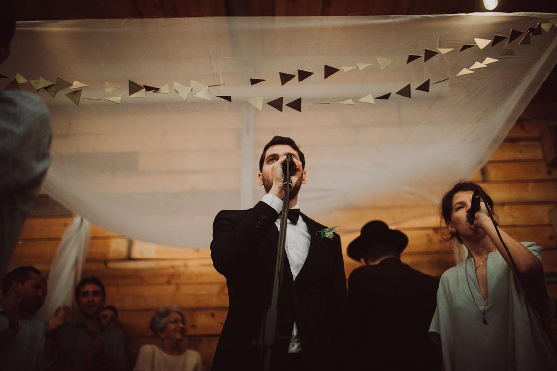 TAYS & ITAMAR'S WEDDING PARTY