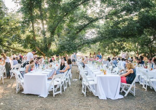 הפתעה לאורחים: חינה באמצע החתונה
