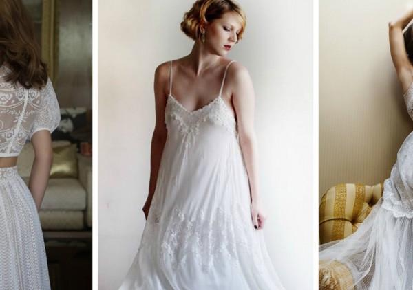 12 שמלות כלה וינטג' והסיפורים שמאחוריהן