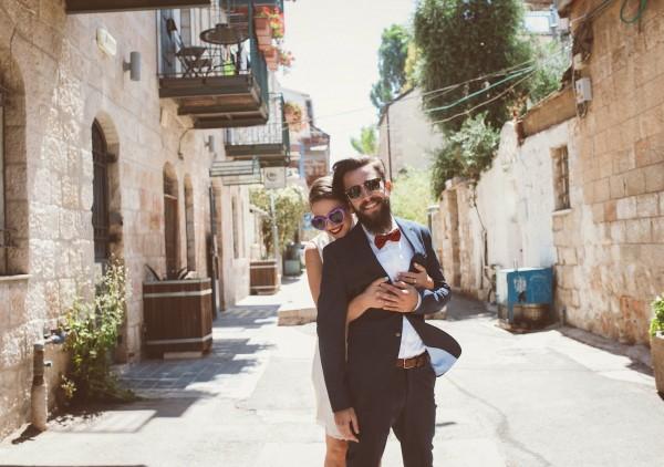 Jerusalem Cool: החתונה של אנה ויוני