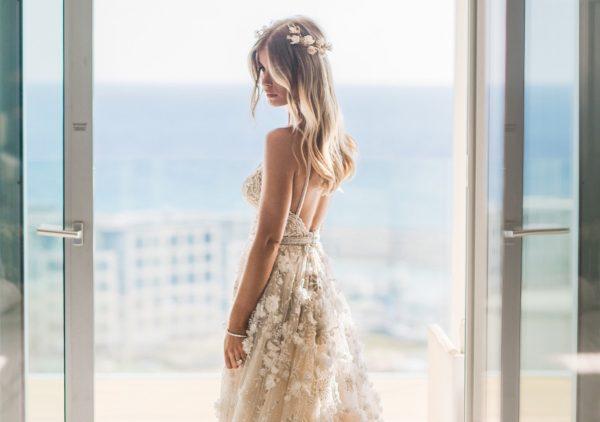 Rockglam Bride: החתונה של אלכסה ועידן
